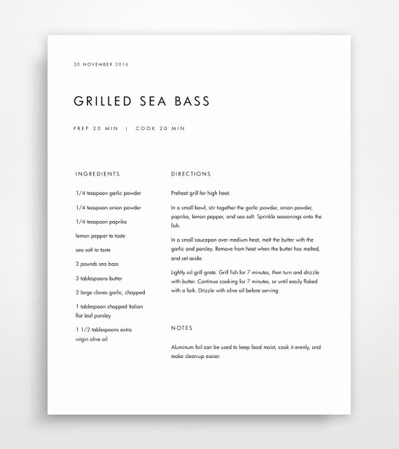Recipe Template Microsoft Word Lovely Recipe Binder Recipe Book Recipe Templates Recipe Binder