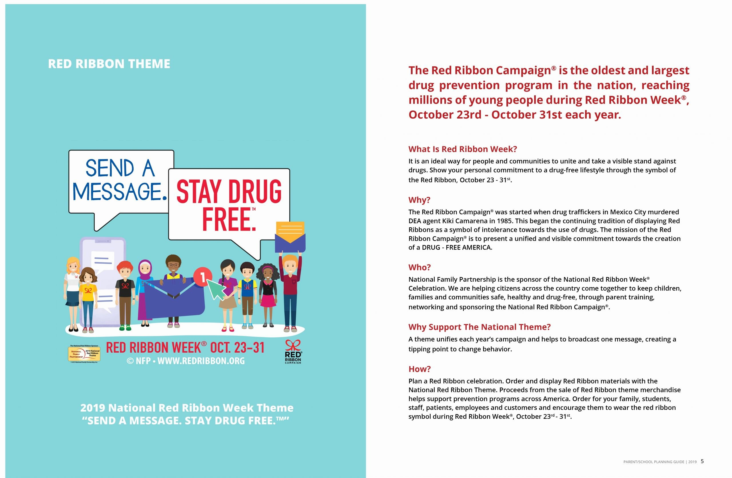 Red Ribbon Week Certificate Template Best Of Free Printable Drug Free Pledge Cards