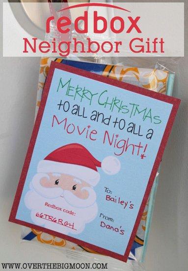 redbox neighbor t idea