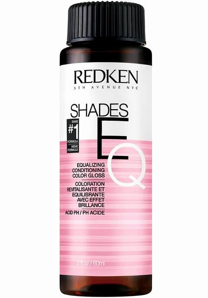 Redken Demi Permanent Hair Color Chart Awesome Redken Shades Eq Gloss Demi Permanent Haircolor
