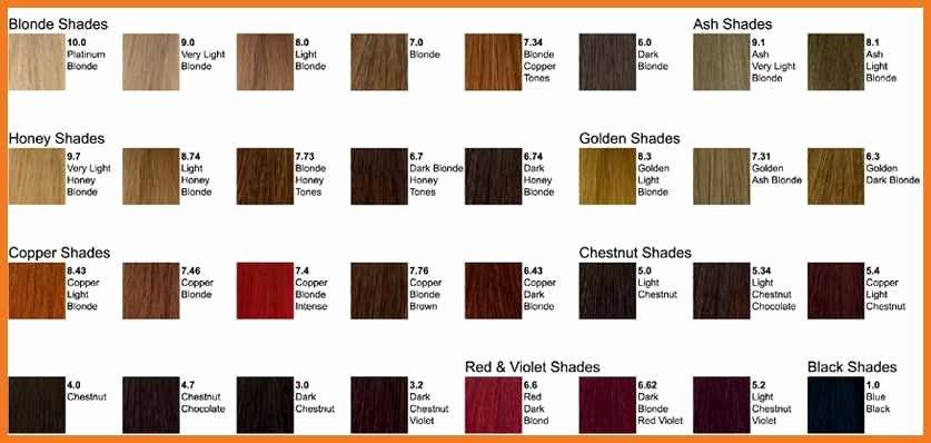 Redken Demi Permanent Hair Color Chart Fresh Redken Shades Eq Color Chart