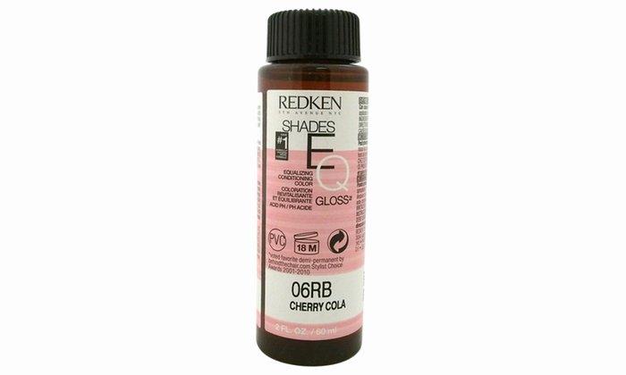 Redken Demi Permanent Hair Color Chart Inspirational Redken Shades Eq Color Gloss Demi Permanent Hair Color 2