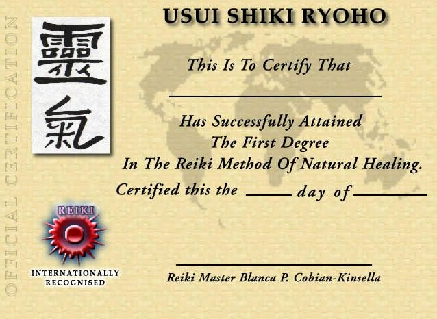 Reiki Certificate Template Free Elegant 11 Best Certificate Borders Images On Pinterest