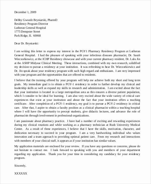 Residency Letter Of Intent Sample Beautiful Descriptive Essay Rubric Kentbutler Sample Application