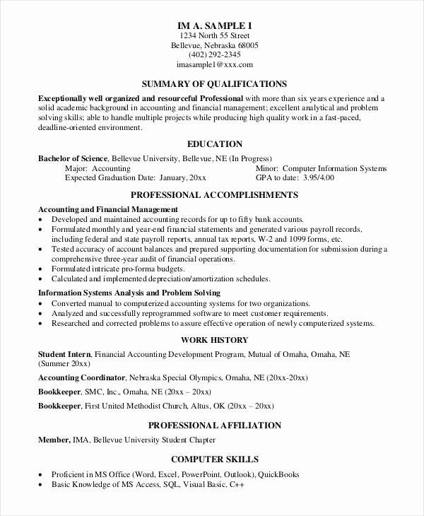 Resume Estimated Graduation Date Awesome Sample Resume Expected Graduation Date format