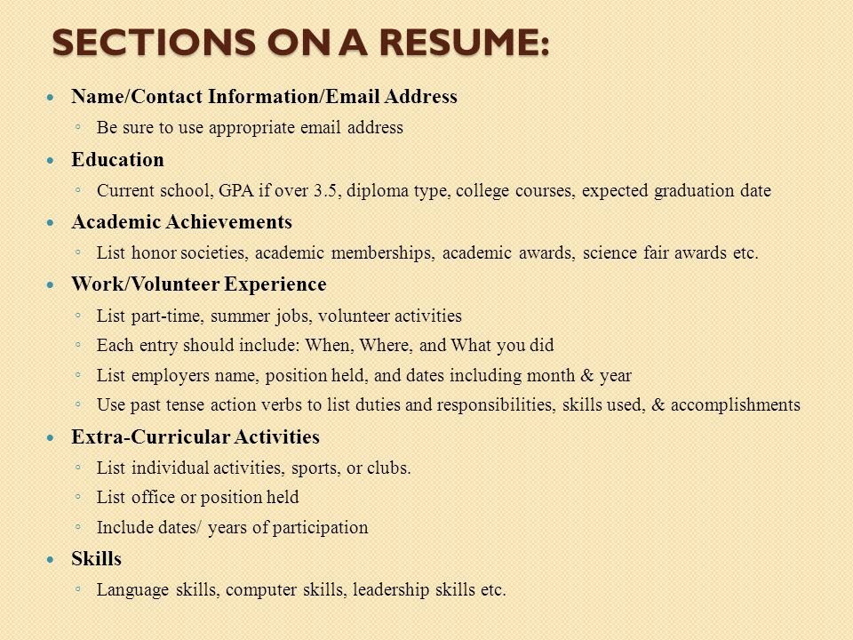 Resume Estimated Graduation Date Luxury Resume Writing today's Workshop Will Include Purpose Of A