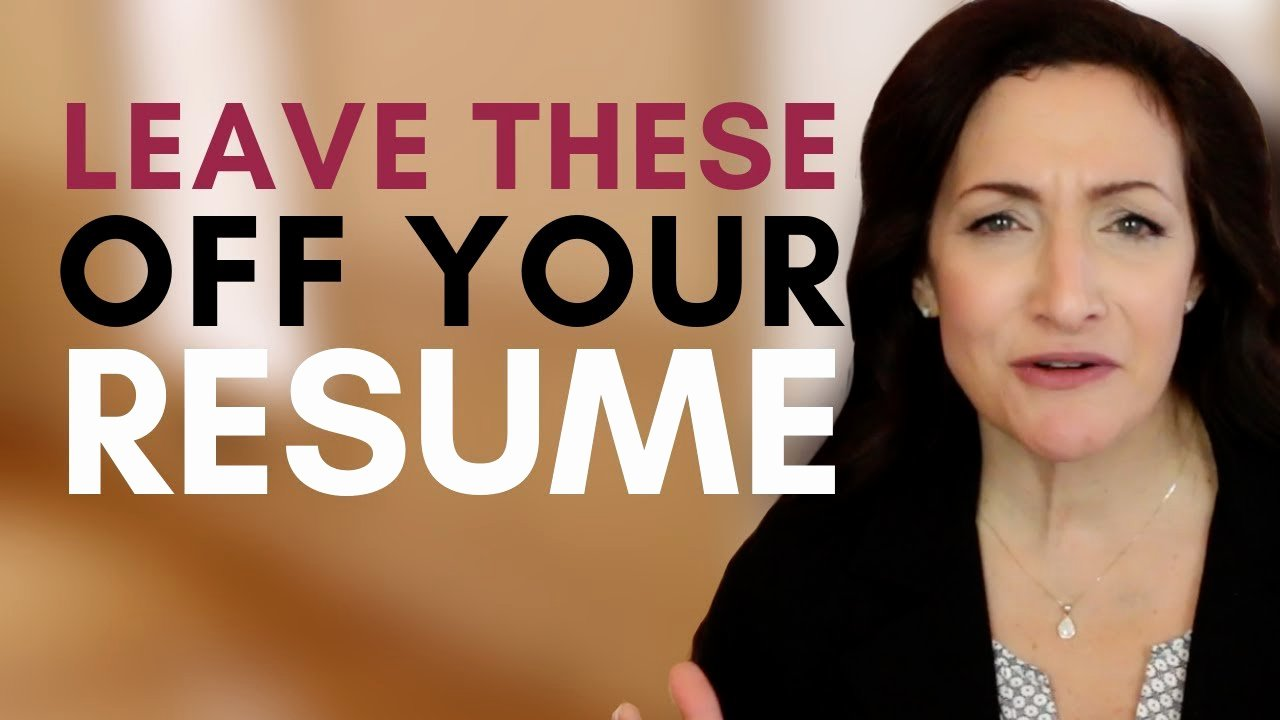 Resume Incomplete Degree Best Of the 2 Worst Things to Have Your Resume