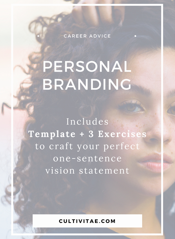 Resume Personal Branding Statement Awesome Personal Brand Examples What is Your E Sentence Vision