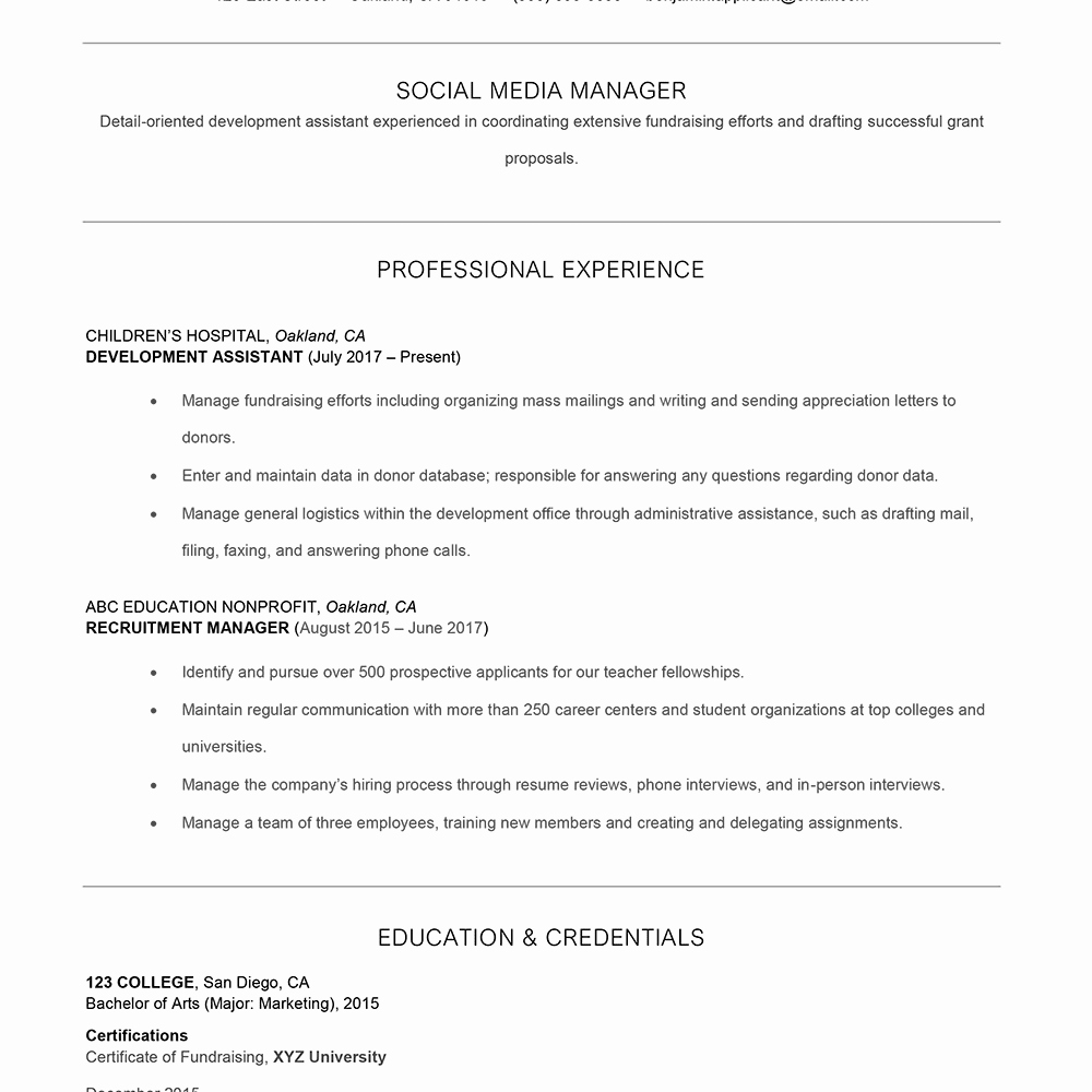 Resume Personal Branding Statement New How to Add A Branding Statement to Your Resume