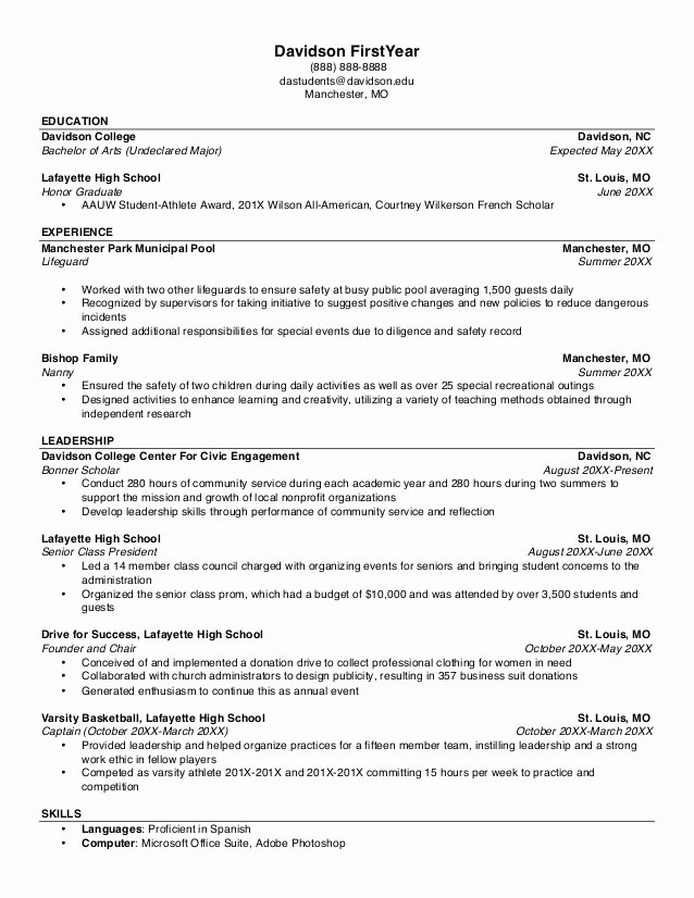 Resume with Honors Inspirational How to Add Honors and Awards to Resume