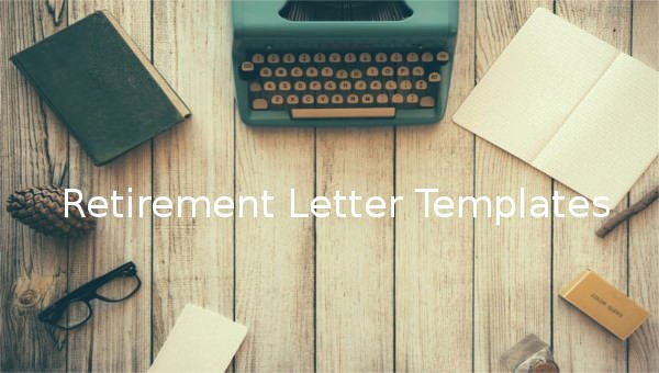 Retirement Certificate Templates for Word Fresh 14 Retirement Letter Templates Word Pdf
