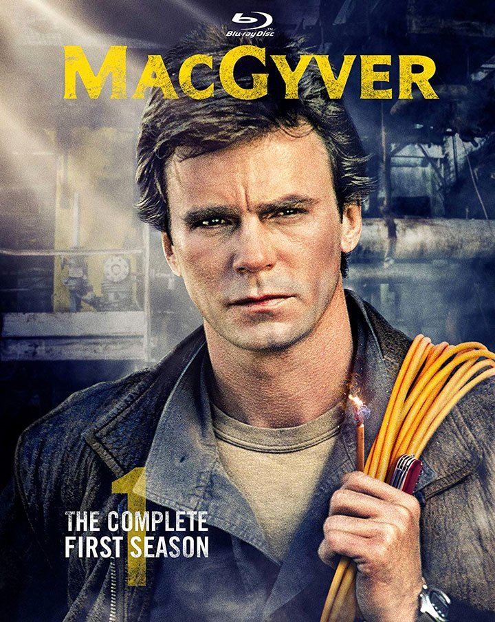 Rookie Of the Year Full Movie Online Free Luxury original 'macgyver' Season E Releasing to Blu Ray Disc