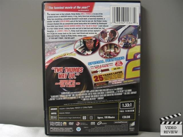 Rookie Of the Year Full Movie Online Free Luxury Talladega Nights the Ballad Of Ricky Bobby Dvd 2006