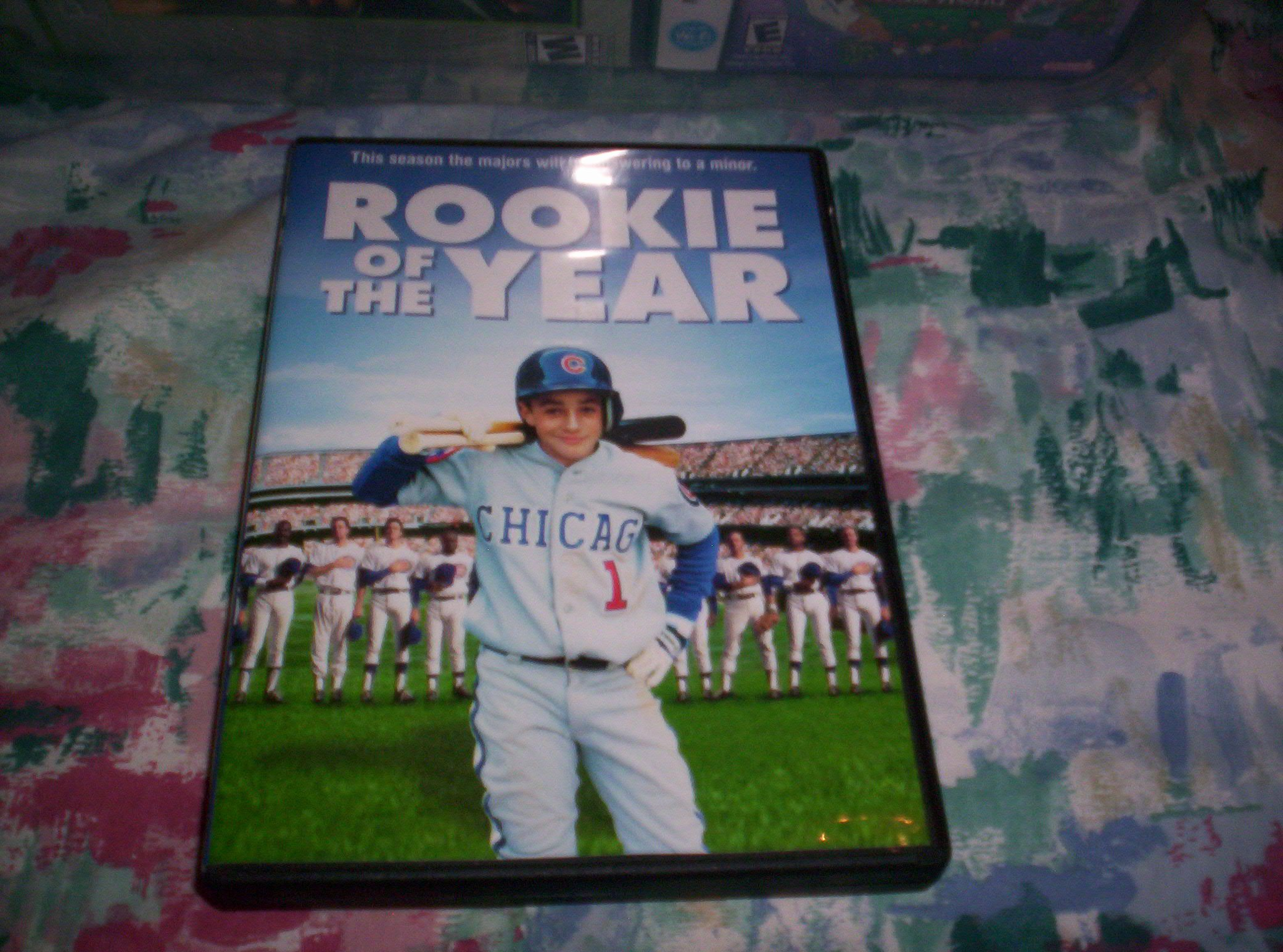 Rookie Of the Year Poster Awesome Movies I Watched Recently 3 Rookie Of the Year 1993