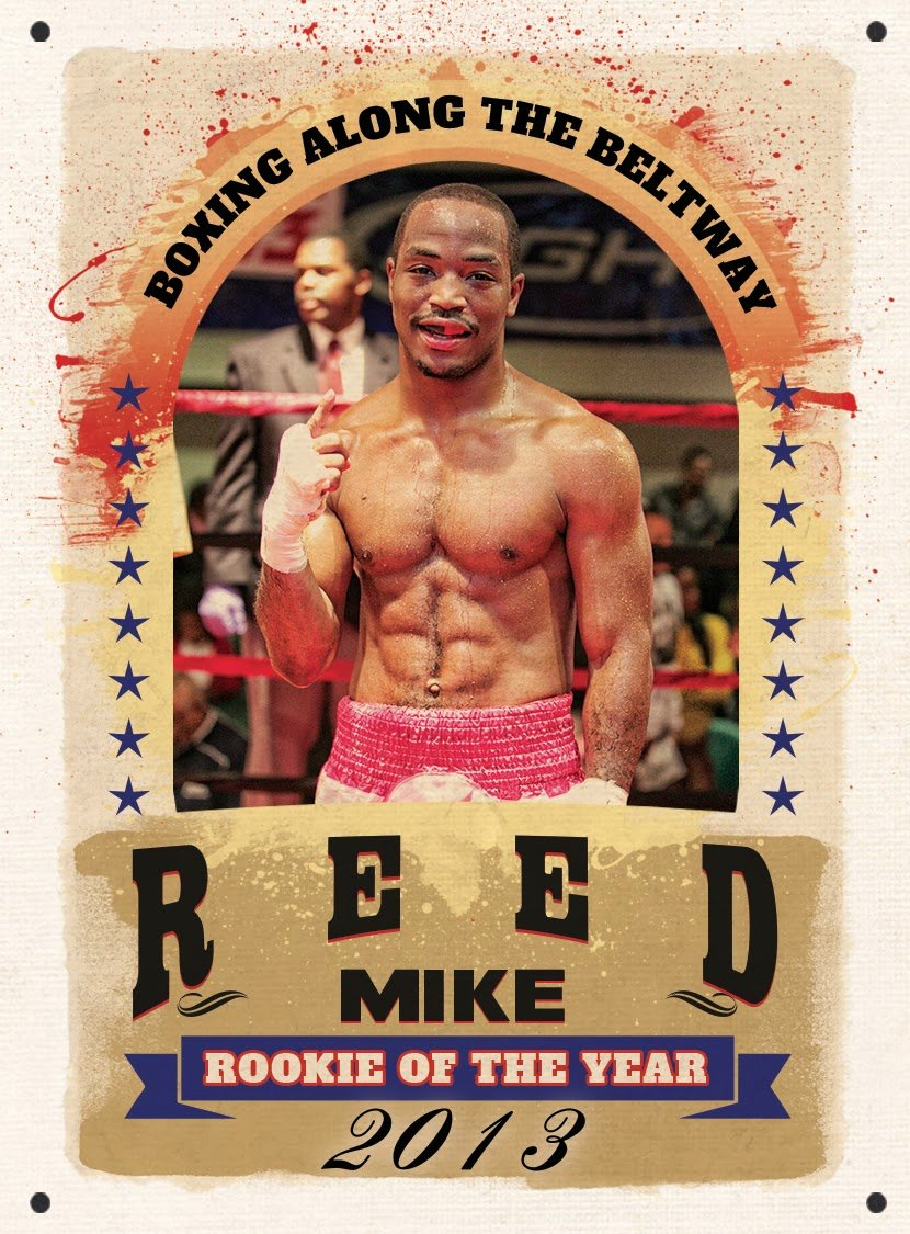 Rookie Of the Year Poster Beautiful Proamfighttalk with Juan Marshall 2013 Beltway Boxing