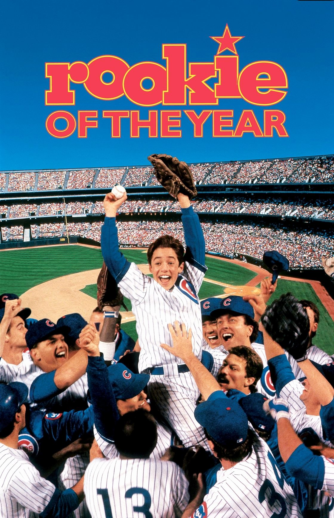 Rookie Of the Year Poster Beautiful Rookie the Year Movie Reviews and Movie Ratings