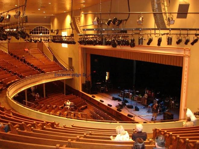 Ryman Auditorium Layout Beautiful Ryman Auditorium Interior Photos