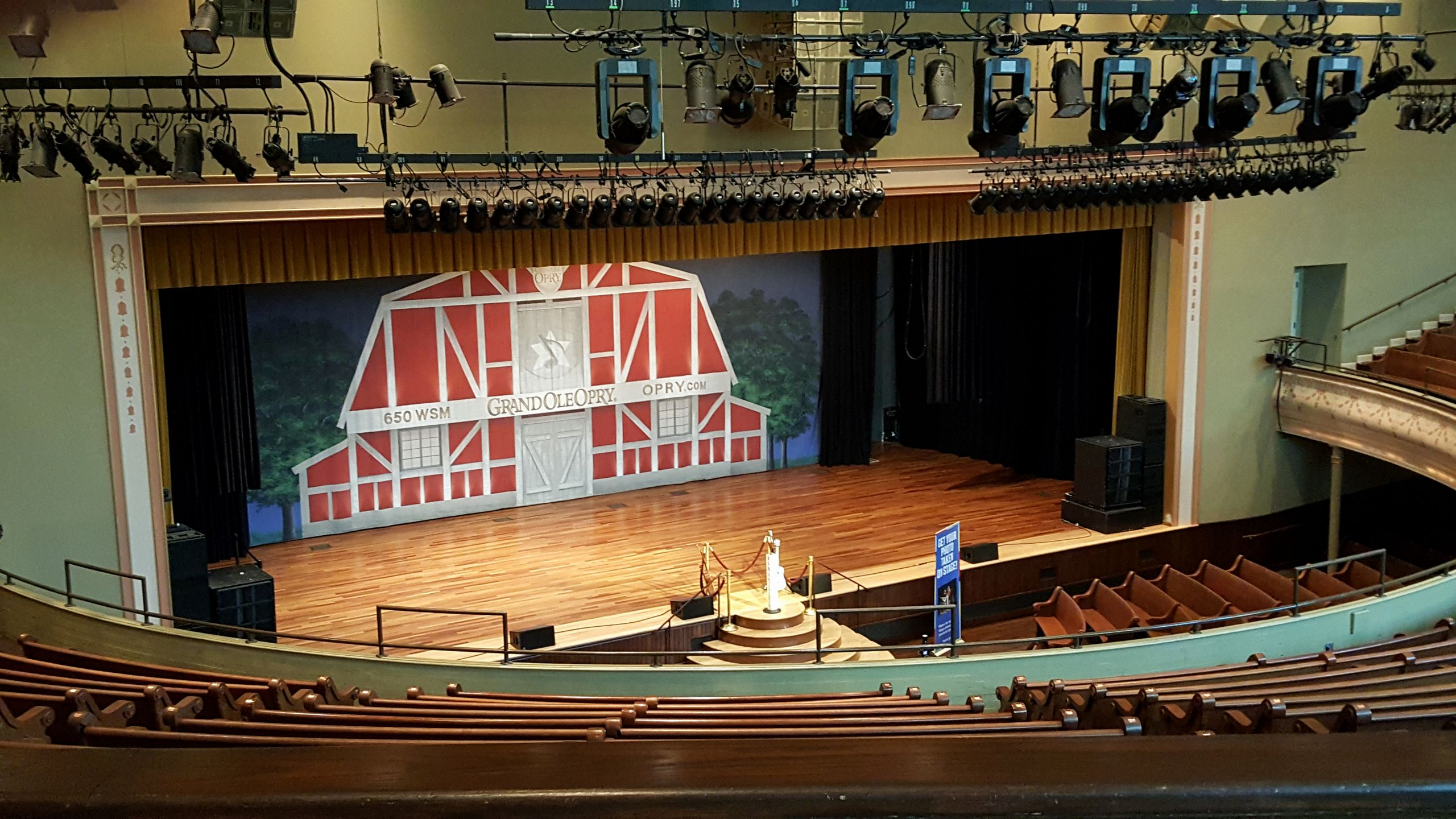 Ryman Auditorium Layout Best Of Ryman Auditorium
