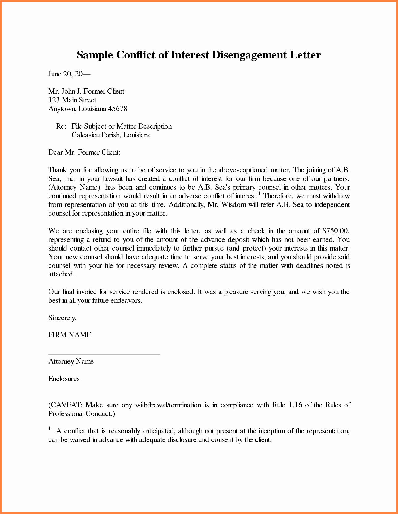 Sample attorney Letter Of Representation Luxury Sample Legal Representation Letter Wemaketotem