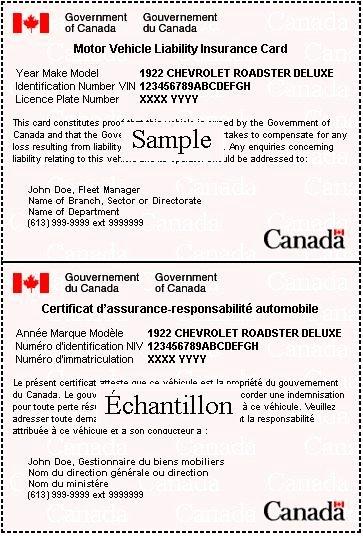 Sample Car Insurance Card Fresh Motor Vehicle Liability Insurance Card