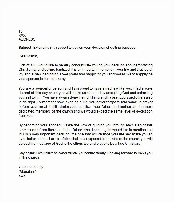 Sample Kairos Letters From Parents Luxury Best S Of Catholic Confirmation Letter to Daughter