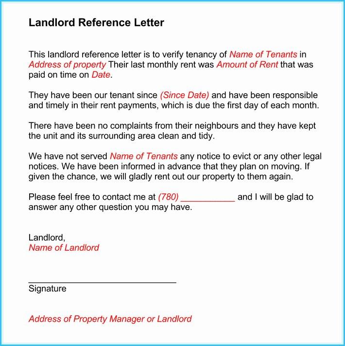 12 13 tenancy reference letter sample
