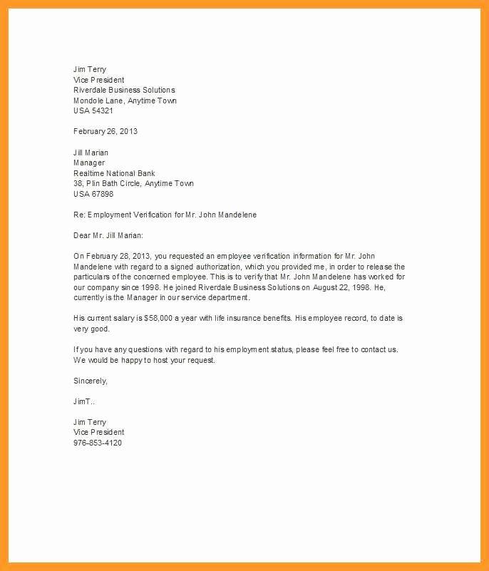 Sample Letter Confirming Unemployment Unique 12 13 Sample Letter Seeking Employment