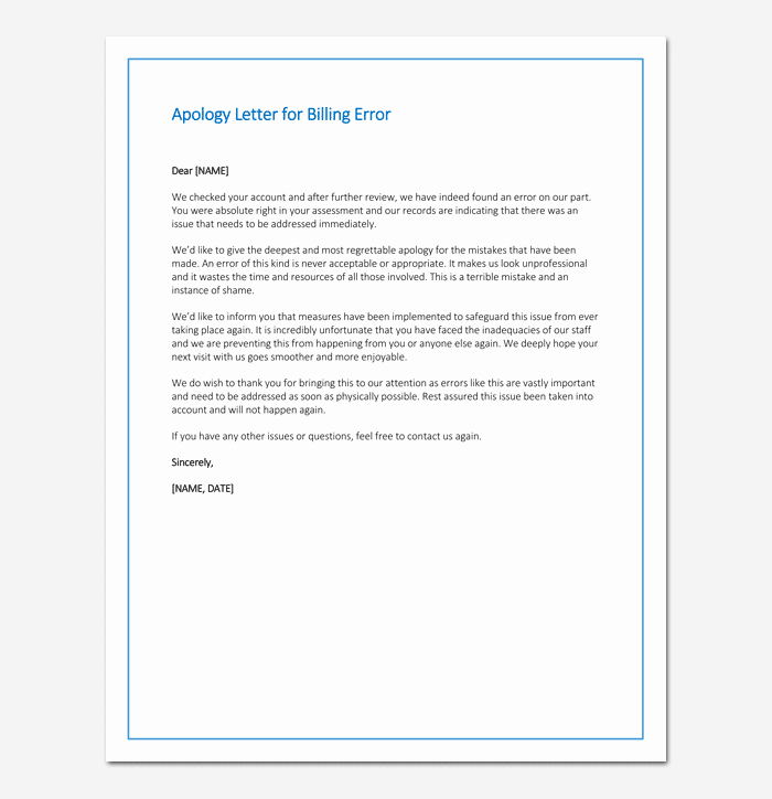 Sample Letter Of Explanation for Mistake Inspirational Explanation Letter for Medication Error as A Nurse
