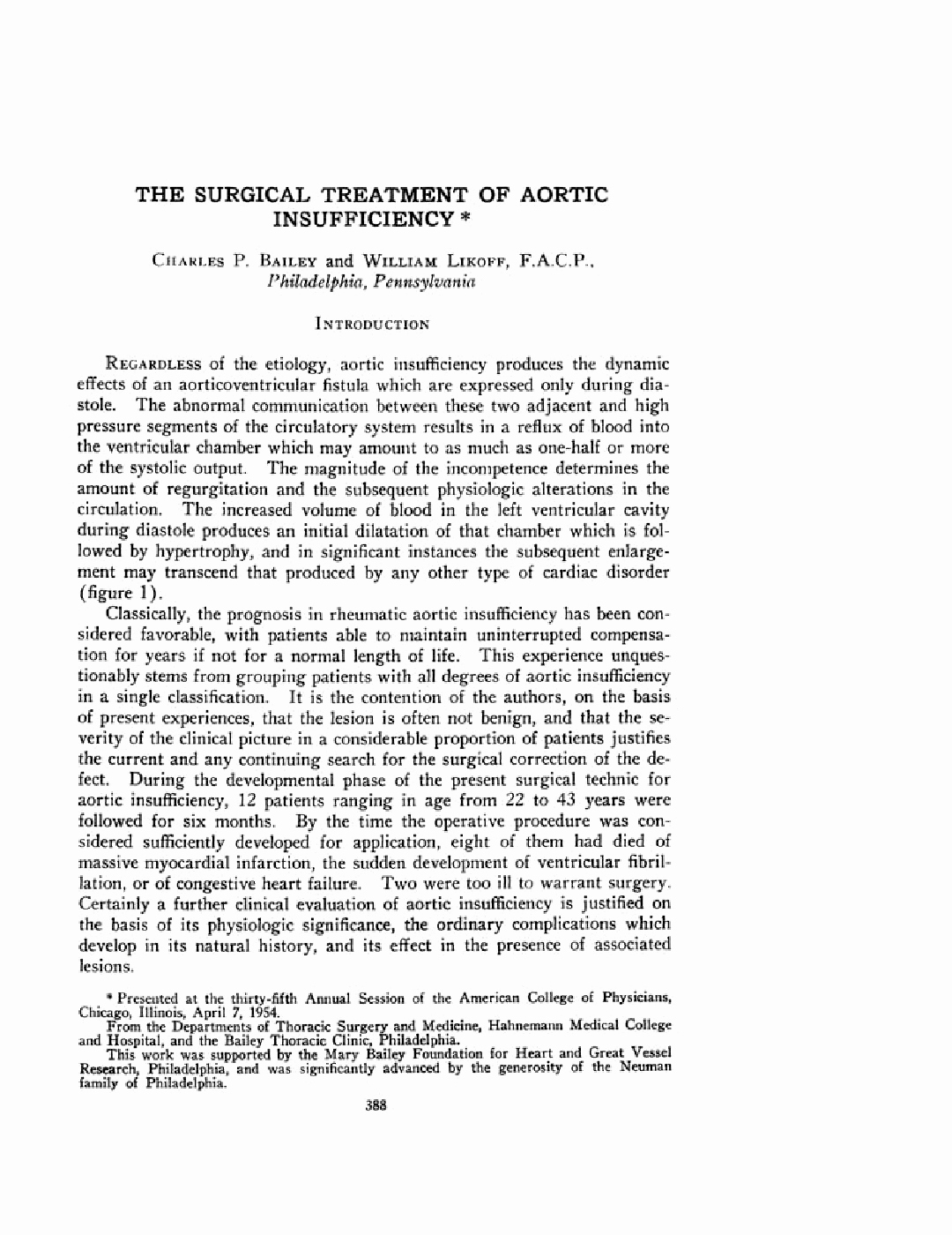 Sample Letter Of Incompetence From Doctor Beautiful the Surgical Treatment Of Aortic Insufficiency