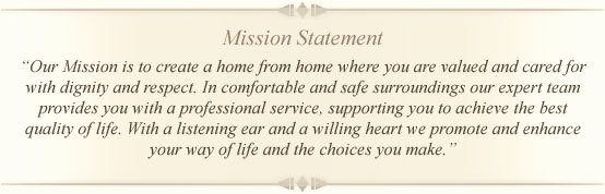 Sample Of Personal Nursing Mission Statement New Wel E to Brindley Healthcare