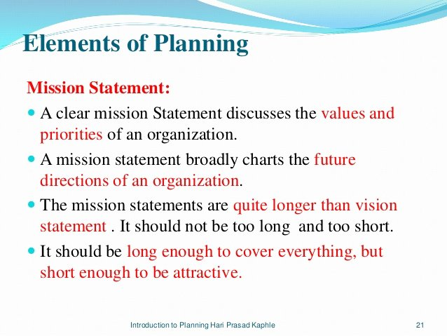 Sample Of Personal Nursing Mission Statement Unique Introduction to Planning for Nursing Public Health Students