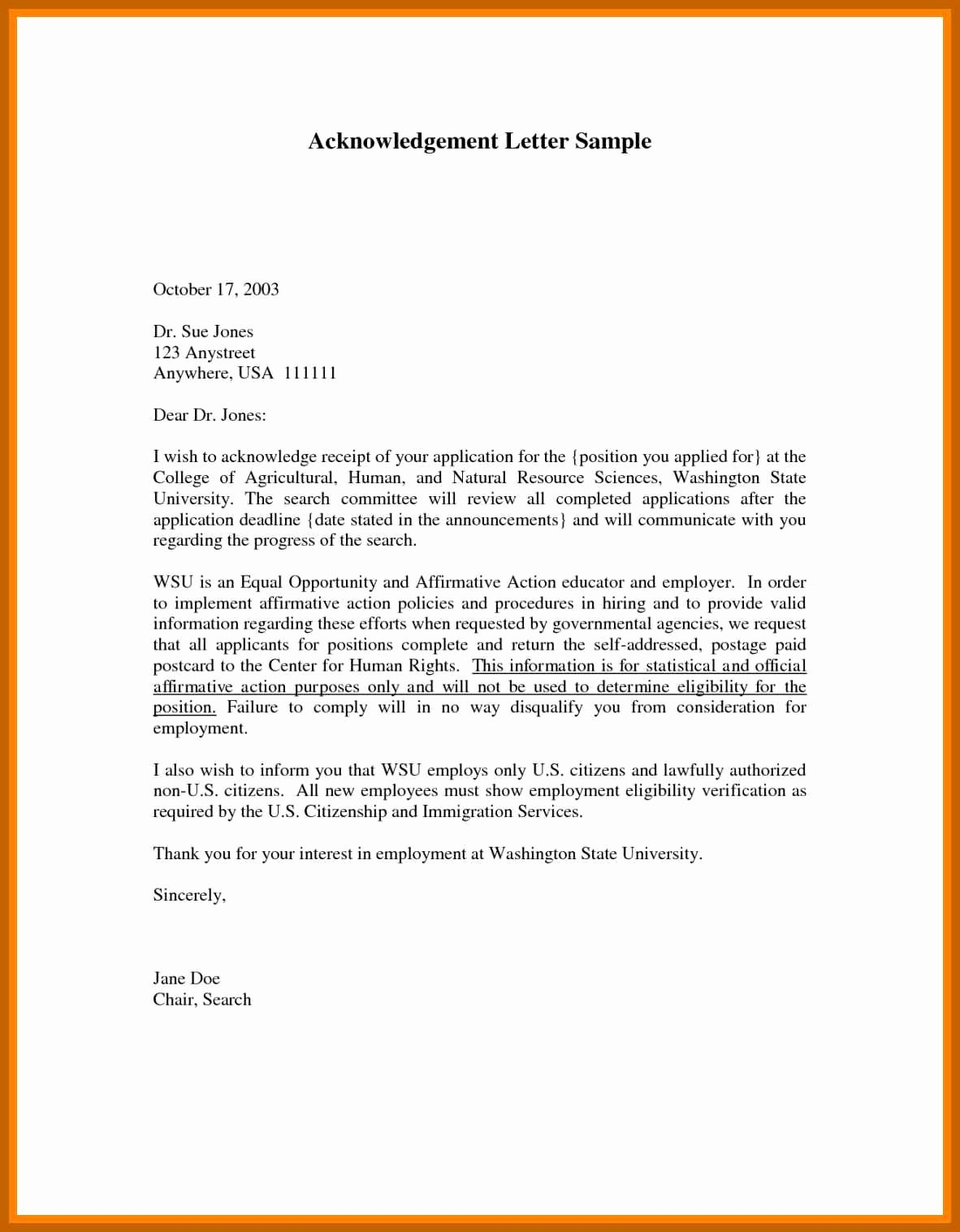 Sample Of Support Letter for Immigration Elegant 5 6 Support Letter Sample for Immigration