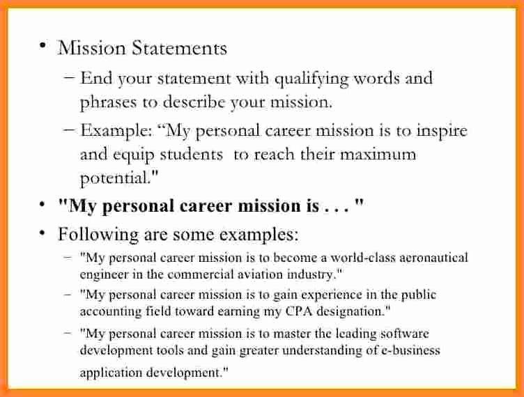 Sample Personal Branding Statements Elegant 3 Personal Branding Statement Examples