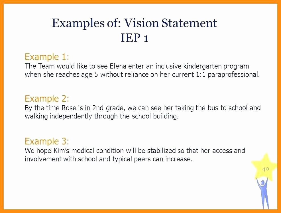 Sample Personal Vision Statement Luxury 10 Examples Of Personal Vision Statements