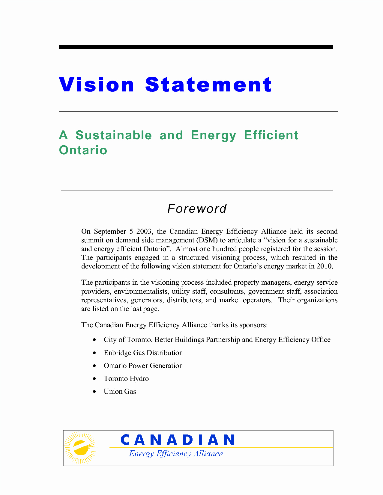 Sample Personal Vision Statement New Personal Vision Statement Builder What is A Vision