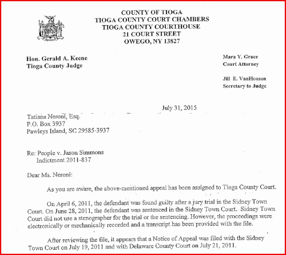 Sample Representation Letter New Independence Of Representation In Court and Judicial
