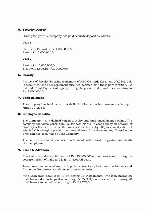 Sample Representation Letter New Sample Management Representation Letter