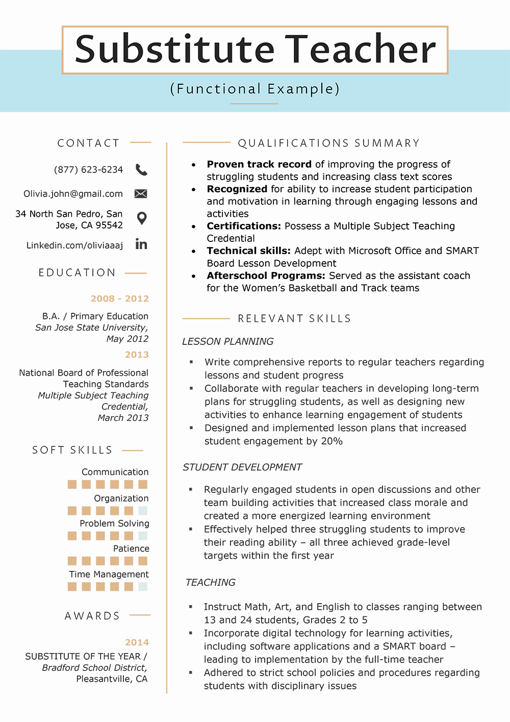 Sample Statement Of Qualification Inspirational How to Write A Qualifications Summary