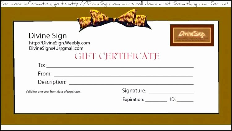 Scentsy Gift Certificate Template Awesome 30 New Scentsy Gift Certificate Template