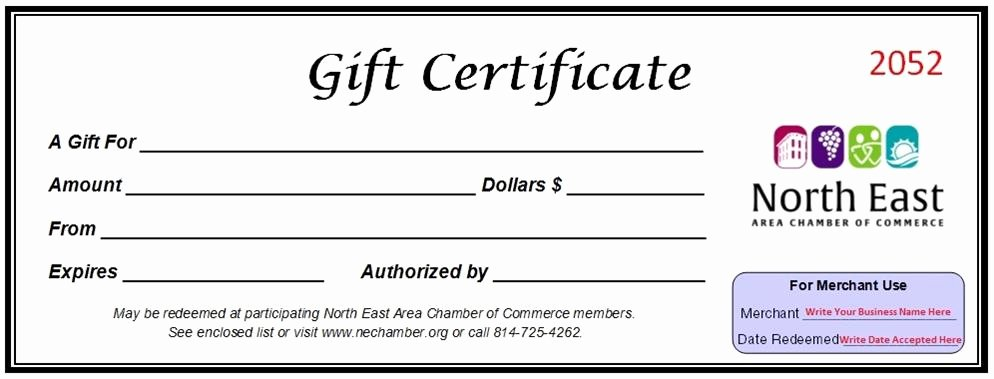 Scentsy Gift Certificate Template Inspirational T Certificate Copy