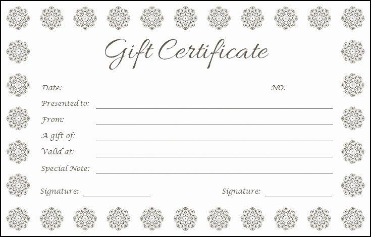 Scentsy Gift Certificate Template Unique 30 New Scentsy Gift Certificate Template