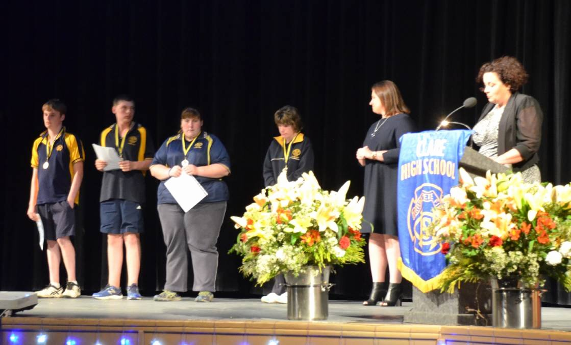 School Awards Ceremony Ideas Best Of Clare High School 2016 Graduation and Awards at Clare town