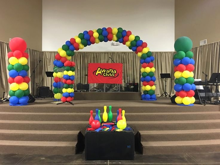 School Awards Ceremony Ideas Best Of Stage Decorated for Our 2015 2016 Awana Awards Ceremony