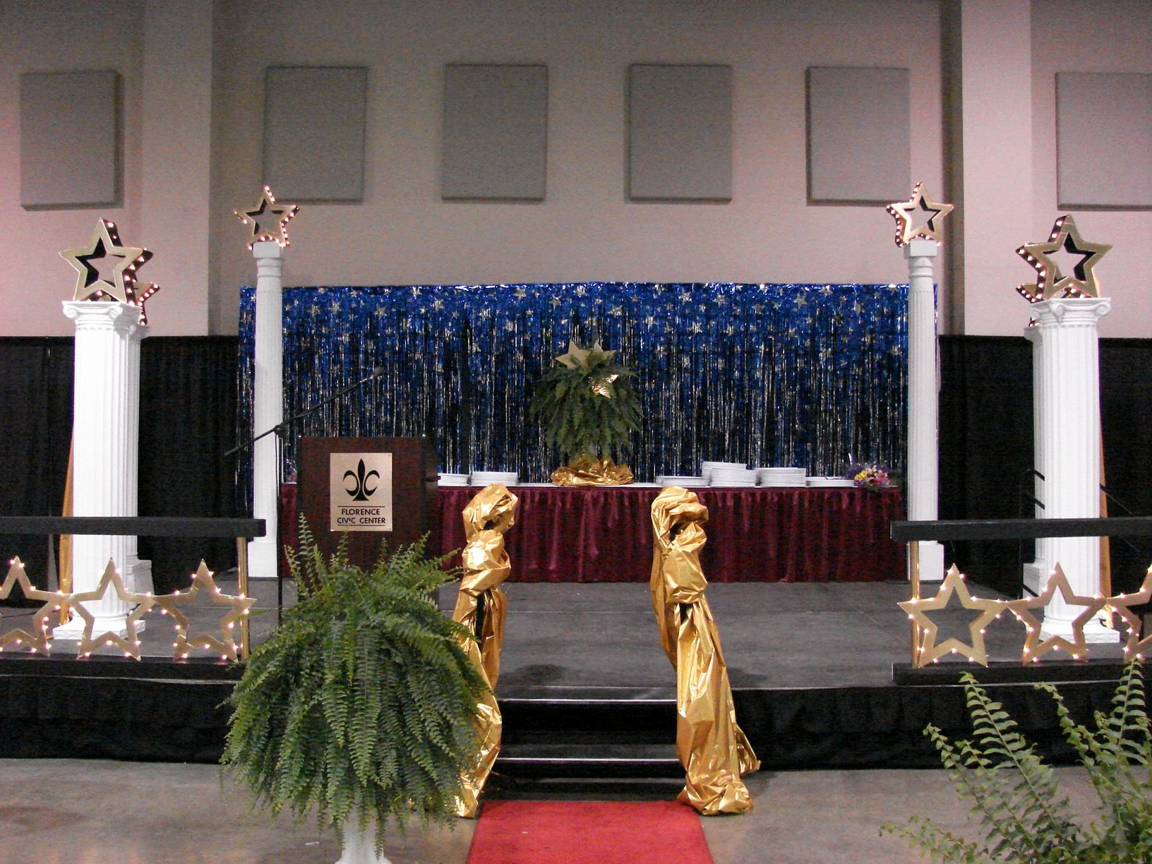 School Awards Ceremony Ideas Unique Stage Decor for Chs Awards Ceremony