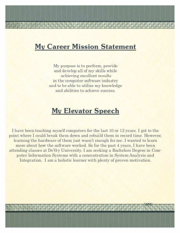 School Of Nursing Mission Statement Examples Luxury My Portfolio