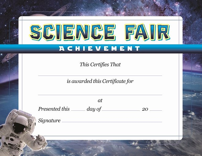 Science Fair Certificates Of Participation Pdf Fresh Educational Products Inc 1 800 365 5345
