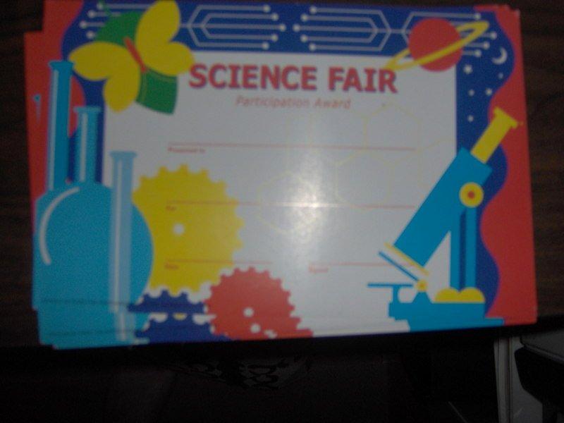 Science Fair Certificates Of Participation Pdf Luxury Free Science Fair Participation Award School Certificates
