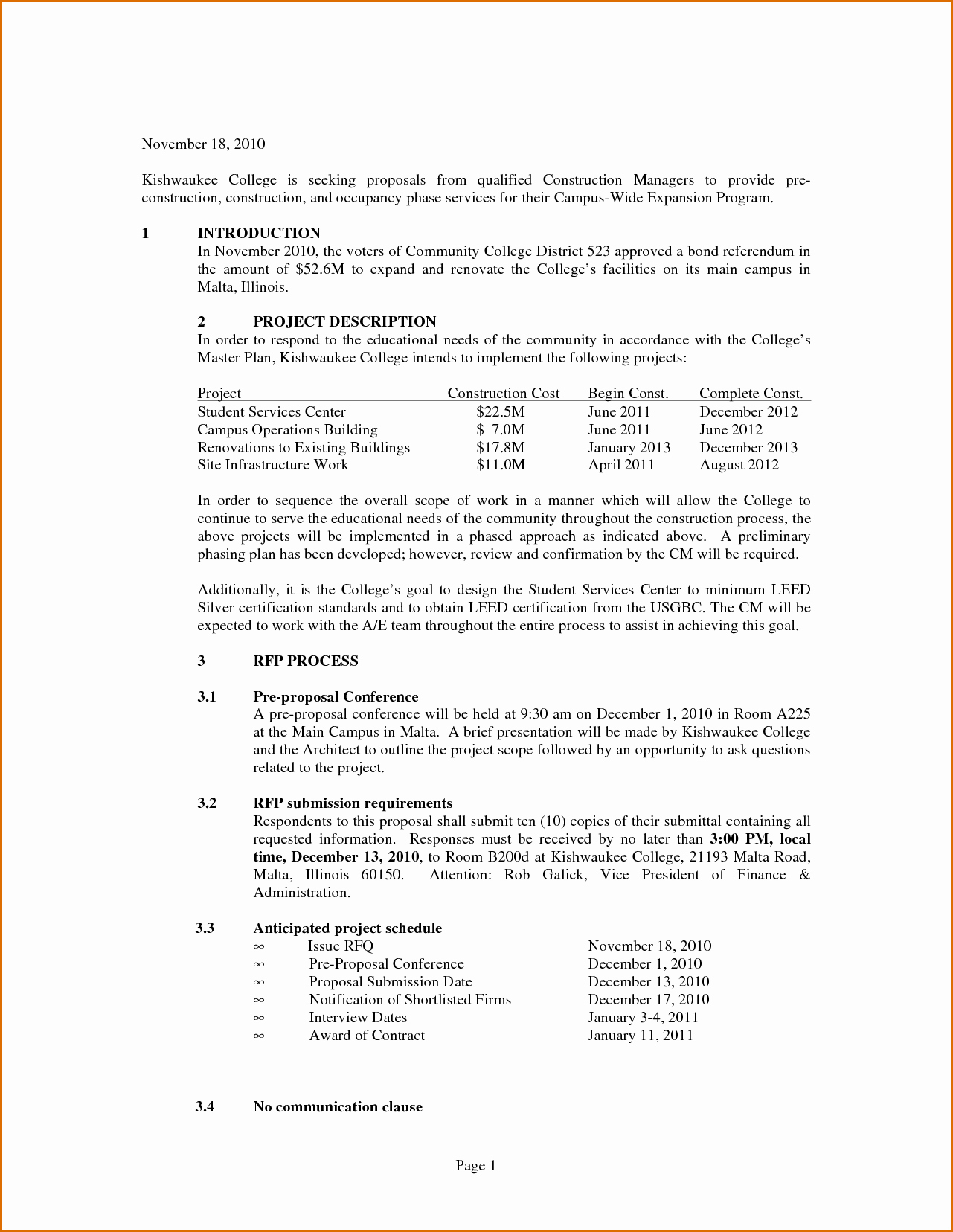 Scope Of Work Sample for Construction Best Of 11 Construction Scope Of Work Template