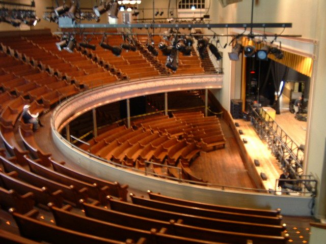 Seating Chart for Ryman Auditorium Elegant Apres Weighs In