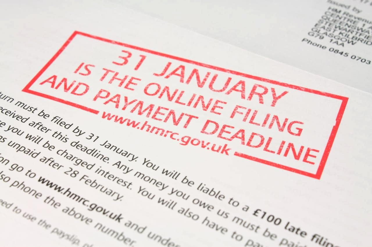 Self Evaluation Letter Unique Hmrc Fines 8 000 More People for Tax Return Failures